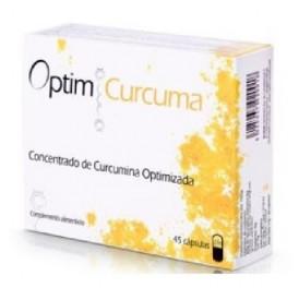 OPTIM CURCUMA OPTIMIZADA BIONOTO SPRL 45CAP