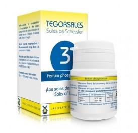 TEGOR TEGORSAL 3 FERRUM PHOSPHORICUM 350C