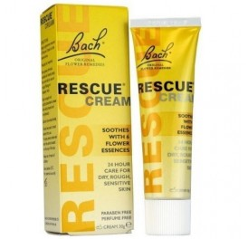 BACH FLOWER RESCUE REMEDY CREAM 30GR