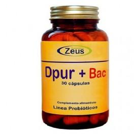 ZEUS DPUR+BAC 30CAP