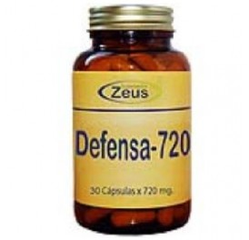ZEUS DEFENSA 720MG 30CAP