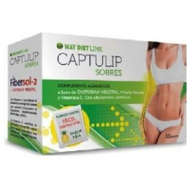 WAY DIET CAPTULIP 15 SOBRES
