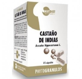 WAY DIET CASTAÑO DE INDIAS PHYTOGRANULOS 45CAP