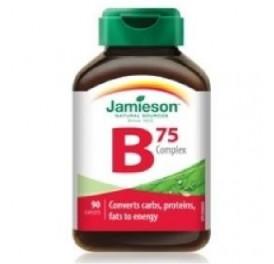 JAMIESON B-COMPLEX 75MG 90COMP