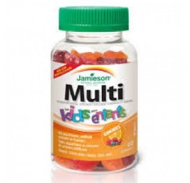 JAMIESON KIDS MULTI GUMMIES 60GUMMIES