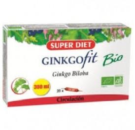SUPER DIET GINKGOFIT BIO 20AMP