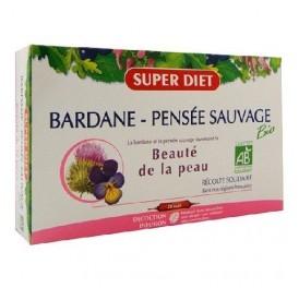SUPER DIET BARDANA-PENSAMIENTO BIO 20AMP