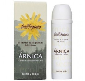 TAULL ORGANICS ROLL ON ARNICA CLASICO ECO 50ML