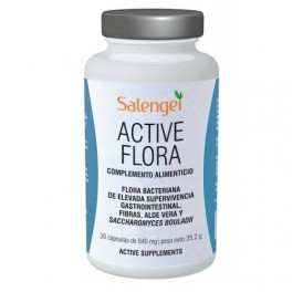 SALENGEI ACTIVE FLORA 30CAP