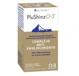 MINAMI NUTRITION PLUSHINZ O-3 30PERLAS