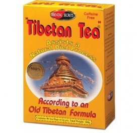 TIBETAN TEA SABOR NATURAL 90 SOBRES