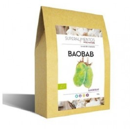 WISE NATURE BAOBAB SUPERFRUIT BIO 125GRS