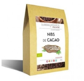 WISE NATURE CACAO CRIOLLO SUPERFRUIT BIO 200GRS