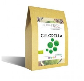 WISE NATURE CHLORELLA SUPERFRUIT BIO 125GRS