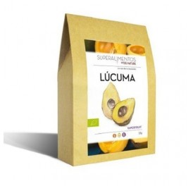 WISE NATURE LUCUMA SUPERFRUIT BIO 125GRS