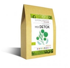 WISE NATURE MIX DETOX SUPERFRUIT BIO 200GRS