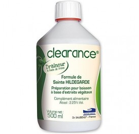 LABO SILICE SANTE CLEARANCE 500ML