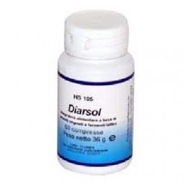 HERBOPLANET DIARSOL 60COMP