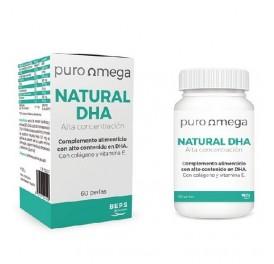 PURO OMEGA OMEGA 3 90% ALTA CONCENTRACION 60 PERLAS