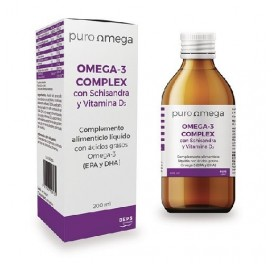 PURO OMEGA NATURAL EPA MAXIMA ABSORCION 60 PERLAS