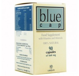 CATALYSIS BLUE CAP 90CAP