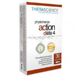 THERASCIENCE ACCION DIETA 4 30COMP
