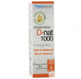 THERASCIENCE D-NAT 1000 20ML
