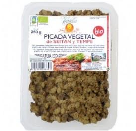 VEGETALIA PICADA VEGETAL DE SEITAN Y TEMPEH 250GRS