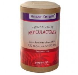 SERPENS AMAZON COMPLEX ARTICULACIONES 120CAP