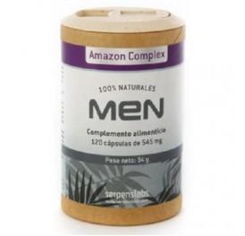 SERPENS AMAZON COMPLEX MEN 120CAP
