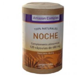 SERPENS AMAZON COMPLEX NOCHE 120CAP