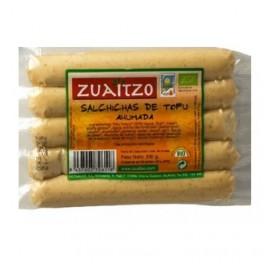 ZUAITZO SALCHICHA DE TOFU AHUMADA BIO 200GRS