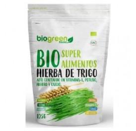 BIOGREEN BIO HIERBA DE TRIGO SUPERFOOD 125GRS