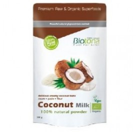 BIOTONA COCONUT MILK POWDER BIO 200GRS