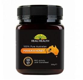 REAL HEALTH MIEL DE MANUKA 10+ MGO300 250GR