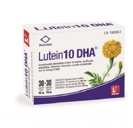 ELE2PHARMA LUTEIN 10 DHA 30+30CAP