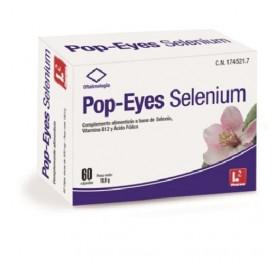 ELE2PHARMA POP EYES SELENIUM 60CAP