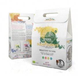 ENERGY FRUITS SUPERBAKERY CREPES S/G ECO 460GR