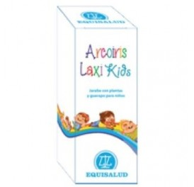 EQUISALUD ARCOIRIS LAXI KIDS 250ML