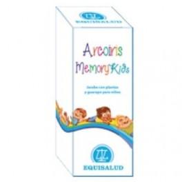EQUISALUD ARCOIRIS MEMORY KIDS 250ML
