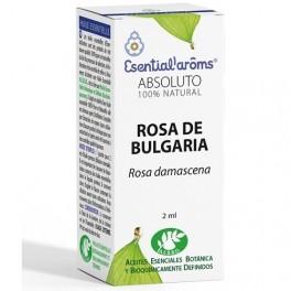ESENTIAL AROMS ABSOLUTO DE ROSA DE BULGARIA 2ML