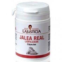 LAJUSTICIA JALEA REAL LIOFILIZADA 60CAP