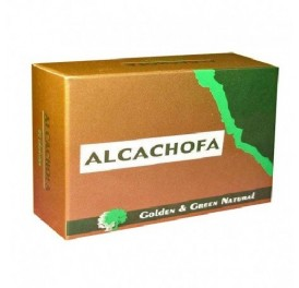GOLDEN GREEN ALCACHOFA 60CAP