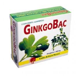 GOLDEN GREEN GINKGOBAC 60CAP