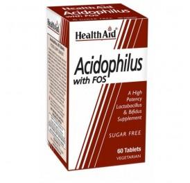 HEALTH AID ACIDOPHILUS MEGA POTENCY 60CAP