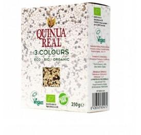 QUINUA REAL TRES COLORES BIO 250GRS
