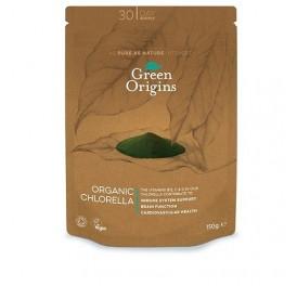 GREEN ORIGINS CLORELA POLVO 150GRS