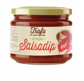 TRAFO SALSA DIP PICANTE BIO 200GRS