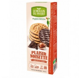 LE MOULIN GALLETAS PLACER CHOCO NEGRO AVELL BIO 130GRS