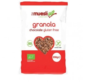 MUESLIUP GRANOLA CHOCO SG BIO 350GR